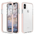 For iPhone 11 Pro Max XR 7 8 Plus SE 2nd XS Max Case Clear Cute Shockproof Cover