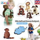 Kids Toddler Safety Walking Harness Anti-lost Strap Wrist Leash Plush Toy