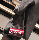 Women Coca Cola Diet Coke Can Hand Bag Crossbody Messenger bag Shoulder Purse $21.99  on eBay