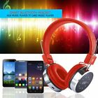 XK-B06 Bluetooth Headset Headphone With Glaring Light Support TF Card FM Radios0