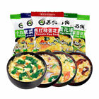 Chinese Instant vegetable Soup Fast Food Different tastes New Delicious
