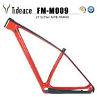 29er T1000 Carbon Fiber Mountain Bicycle Frame PF30 12*142mm Thru Axle MTB Frame <br/> Carbon MTB Bike Frame PF30 Glossy/Matte Do any painting