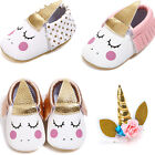 Baby Girls Shoes First Walkers moccasins Toddler Shoes+ Unic