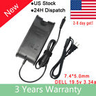 For Dell Latitude E6410 E6420 6400 PA10 Laptop AC Adapter Charger 65W/90W 19.5V