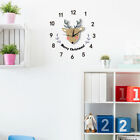 DIY Animal Wall Clock Perfect for Kids or Toddler Room, Nursery, Playroom