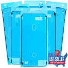 Waterproof Screen Display Frame Adhesive Seal Pre-Cut For iPhone 6s 7 8 X Plus