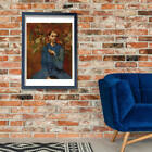 Picasso - Boy With Pipe Wall Art Poster Print