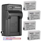 Kastar Battery Wall USB Charger for Canon LP-E8 LC-E8 Canon