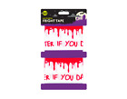 HALLOWEEN DECORATIONS Window Stickers Cling Spooky Hanging Party Decor Lot UK