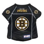 Boston Bruins NHL LEP Mesh Dog Jersey Officially Licensed Sizes XS-XL $33.96 USD on eBay