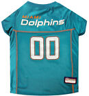 New Miami Dolphins Licensed NFL Pets First Dog Pet Mesh Jersey, Teal NWT $27.97 USD on eBay