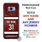 CUSTOMIZED FOOTBALL DESIGN ARIZONA CARDINALS PHONE CASE FOR iPHONE SAMSUNG etc $26.98 USD on eBay