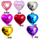 18* Star & Heart Foil Balloons Birthday Wedding Party Decoration Gold Silver