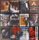 Crime/Action/Thriller dvds $2.49 ea! Shipping $1.99 on the first, FREE ea. addit $2.49 USD on eBay