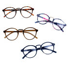 Beauty Vintage Oval Lens Unisex Retro Short Sight Myopia Glasses -1.0 to -6.0
