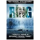 The Ring (DVD, 2003, Widescreen) LIKE NEW - MINT Condition