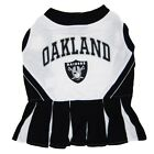 Oakland Raiders NFL Licensed Pets First Cheerleader Dog Dress Sizes XS-M $22.45 USD on eBay