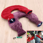 New Neck Warmer Hot Water Bottle Bag Removable Cosy Fleece Cover Soothing Aching