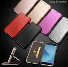 Luxury PU Leather Wallet Flip Phone Case Cover for Samsung