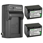 Kastar Battery Wall Charger for Sony NP-FV70 Sony FDR-AX100 FDR-AX100E FDR-AX700
