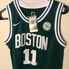 Boston Celtics Jersey Youth Large Kyrie Irving Swingman Nike NBA Green GE S XL on eBay