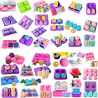Silicone Cake Mould Candy Chocolate DIY Cake Cookie Cupcake Soap Baking Pan Mold