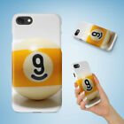 SNOOKER POOL TABLE BALLS 8 HARD PHONE CASE FOR APPLE IPHONE XS XR XS MAX £5.54 GBP on eBay