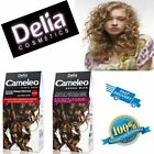 Delia Cameleo Herbal Wave Strong Hair Perm Lotion for Thick and Difficult Hair