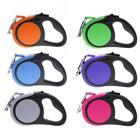 Dog Automatic Retractable Leash Lead Pet Walking Rope Tractions Puppy Cats New
