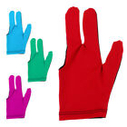 Pool Cue Glove Snooker Billiard Three Finger Accessories for Left Right Hand £2.76 GBP on eBay