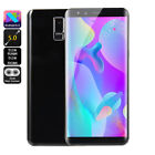 5.7 inch Dual HD Camera Touch Smartphone Android 6.0 WiFi GPS Call Mobile Phone