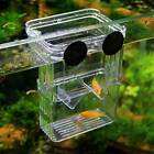 Fish Breeding Fish Tank Fish Hatching Isolation Box Incubator Acrylic Aquarium Y