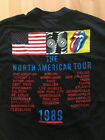 Rolling Stones Steel Wheels The North American 1989 Tour T-Shirt image