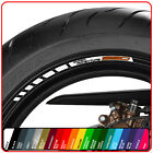 KTM 1290 SUPER ADVENTURE wheel rim stickers decals - choice of 20 colours - r gt
