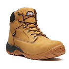 Dickies Graton Safety Work Boots Tan Honey (Sizes 6-12) Men's Shoes