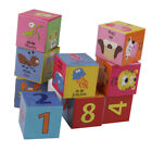 Child Early Learning Montessori Wooden Blocks Stack Game Math Teaching Aid Toy