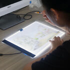 LED Tracing Light Box Board Art Tattoo A4 Drawing Copy Pad Table Stencil Display