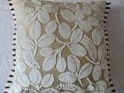 Designers Guild Velvet Calaggio-Chalk Cushion Cover 9 Size available