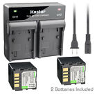 Kastar Battery AC Rapid Charger for JVC BN-VF714 & GR-X5AA GR-X5AC GR-X5AG