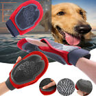 Pet Dog Hair Brush Comb Glove For Animal Cleaning Massage Glove Grooming Supply