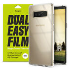 Samsung Galaxy Note 8 Screen Protector | Ringke Dual Easy Full Cover Film [2PK]