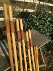 100% California Eucalyptus Hard Wood Walking Stick Staff Hiking Trekking Pole