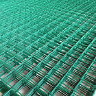 PVC Coated Welded Wire Mesh Panel (6ftx3ft) 25mm - 50mm Galvanised Steel Fencing