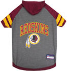 Washington Redskins Pets First Officially Licensed Dog Pet Hoodie Tee Shirt XS-L $22.45 USD on eBay