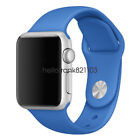 Sport Silicon Watch Band Strap for Apple Watch iWatch Series 4 3 40mm 44mm 42mmWristwatch Bands - 98624