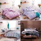 King Size Soft Pillowcases Winter Warm Duvet Cover Quilt Bed Sheet Home Decor image