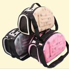 Pet Dog Cat Puppy Portable Travel Carry Carrier Tote Cage Bag Crates Kennel US