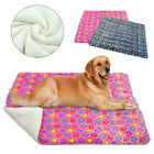 Large Dog Bed Indestructible Plush Pet Cat Sleeping Mat for Kennel Crate Cushion