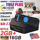 T95Z Plus S912 3GB+32GB Octa-Core Android 7.1 Smart TV Box WIFI Bluetooth UHD 4K