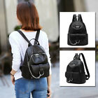 Great Quality Faux Leather Small Mini Backpack Rucksack Daypack Travel Bag Purse